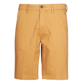 Kleidung Herren Shorts / Bermudas Timberland SQUAM LAKE STRETCH TWILL STRAIGHT CHINO SHORT Beige