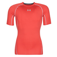 Kleidung Herren T-Shirts Under Armour UA HEATGEAR ARMOUR Rot