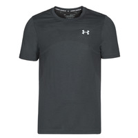 Kleidung Herren T-Shirts Under Armour SEAMLESS Schwarz