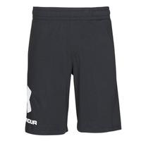 Kleidung Herren Shorts / Bermudas Under Armour  Schwarz