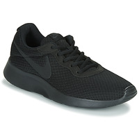Schuhe Herren Sneaker Low Nike TANJUN Schwarz