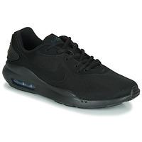 Schuhe Herren Sneaker Low Nike AIR MAX OKETO Schwarz