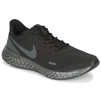 Schuhe Herren Multisportschuhe Nike REVOLUTION 5 Schwarz