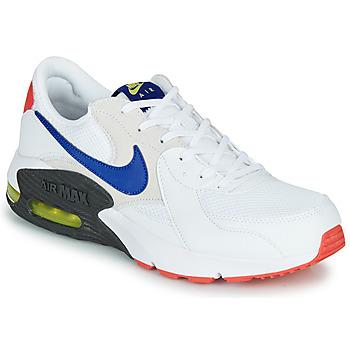 Schuhe Herren Sneaker Low Nike AIR MAX EXCEE Weiss / Blau