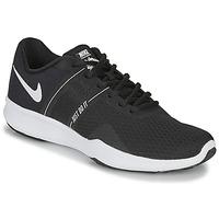 Schuhe Damen Multisportschuhe Nike CITY TRAINER 2 Schwarz / Weiss