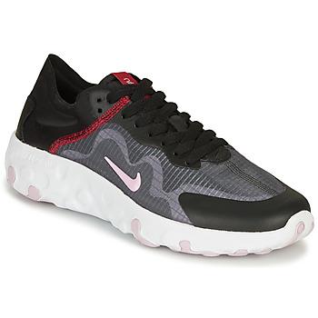 Schuhe Damen Sneaker Low Nike RENEW LUCENT Schwarz / Weiss