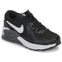 Schuhe Kinder Sneaker Low Nike AIR MAX EXCEE PS Schwarz / Weiss