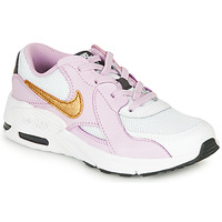 Schuhe Mädchen Sneaker Low Nike AIR MAX EXCEE PS Schwarz / Rose