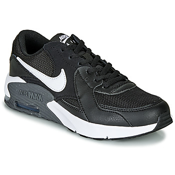 Schuhe Kinder Sneaker Low Nike AIR MAX EXCEE GS Schwarz / Weiss