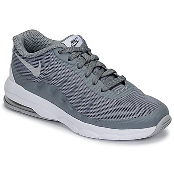 Schuhe Kinder Sneaker Low Nike AIR MAX INVIGOR PS Grau