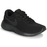 Schuhe Kinder Sneaker Low Nike TANJUN GS Schwarz