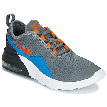 Schuhe Kinder Sneaker Low Nike AIR MAX MOTION 2 GS Grau / Blau