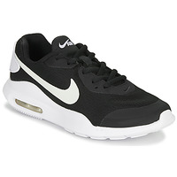 Schuhe Kinder Sneaker Low Nike AIR MAX OKETO GS Schwarz / Weiss