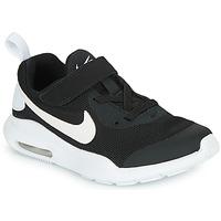 Schuhe Kinder Sneaker Low Nike AIR MAX OKETO PS Schwarz / Weiss