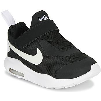 Schuhe Kinder Sneaker Low Nike AIR MAX OKETO TD Schwarz / Weiss