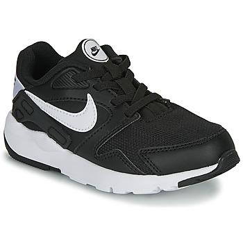 Schuhe Kinder Sneaker Low Nike LD VICTORY PS Schwarz / Weiss