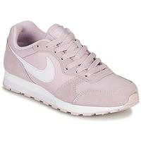 Schuhe Mädchen Sneaker Low Nike MD RUNNER 2 PE GS Rose