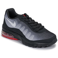 Schuhe Kinder Sneaker Low Nike AIR MAX INVIGOR GS Schwarz / Rot