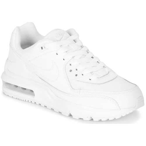 Schuhe Kinder Sneaker Low Nike AIR MAX WRIGHT GS Weiss
