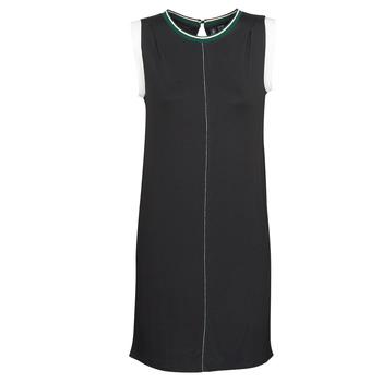 Kleidung Damen Kurze Kleider Volcom IVOL 2 DRESS Schwarz