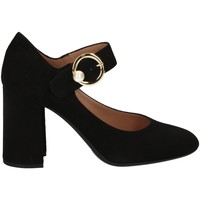 Schuhe Damen Ballerinas Noa G8900 BLACK