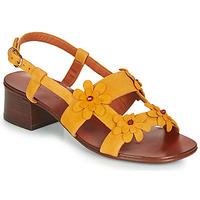 Schuhe Damen Sandalen / Sandaletten Chie Mihara QUESIA Gelb