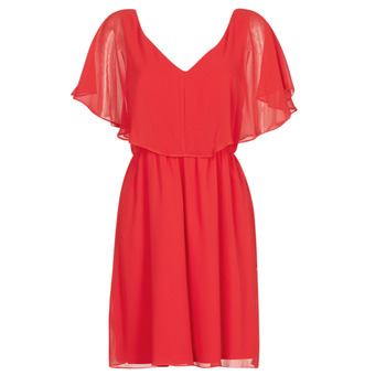 Kleidung Damen Kurze Kleider Naf Naf LAZALE Rot