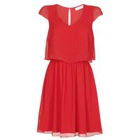 Kleidung Damen Kurze Kleider Naf Naf NEW JOEY Rot