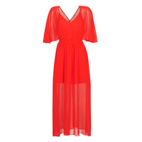 Kleidung Damen Maxikleider Naf Naf CAMILLE R1 Rot