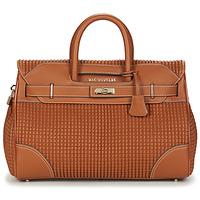 Taschen Damen Handtasche Mac Douglas BRYAN PYLA S Cognac