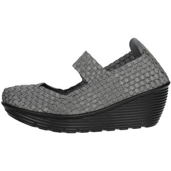 Schuhe Damen Pumps Pregunta KELLY Pumps Frau Silber Silber
