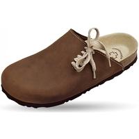 Schuhe Damen Pantoletten / Clogs Weeger Clogs Art. 41540-40 braun