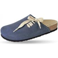 Schuhe Pantoletten / Clogs Weeger Clogs Art. 41540-30 ozean