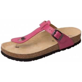 Schuhe Damen Zehensandalen Weeger Z-Stegpant 11107-65 pink