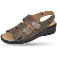 Schuhe Damen Sandalen / Sandaletten Weeger Sandale Art.15331-44 Wechselfb. beige met.