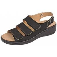 Schuhe Damen Sandalen / Sandaletten Weeger Sandale Art.15331-20 Wechselfb. schwarz