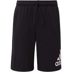 Kleidung Herren Shorts / Bermudas adidas Originals Must Haves Badge of Sport Shorts Schwarz