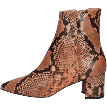Schuhe Damen Ankle Boots Noa TM401 ROSA