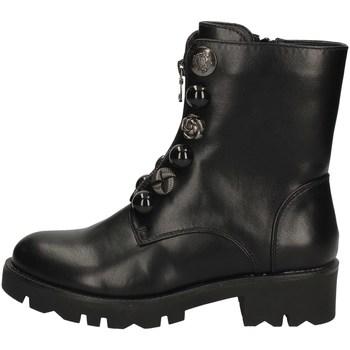 Schuhe Damen Boots Kharisma 7326/19 BLACK