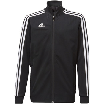 Kleidung Kinder Trainingsjacken adidas Originals Tiro 19 Trainingsjacke Schwarz