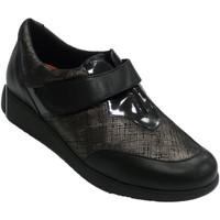 Schuhe Damen Slipper Doctor Cutillas Damenschuh für Vorlagen Schwarz