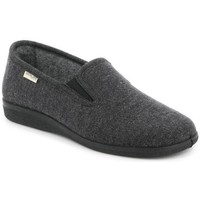 Schuhe Herren Hausschuhe Grunland DSG-PA0545 ANTRACITE