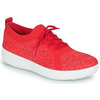 Schuhe Damen Sneaker Low FitFlop F-SPORTY UBERKNIT SNEAKERS Rot