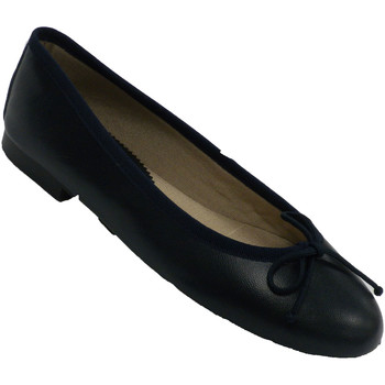 Schuhe Damen Slipper Deisidro Frauenmodellballett beschuht klassisches Blau