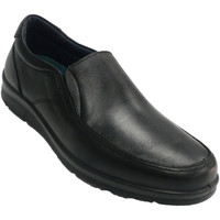 Schuhe Herren Slipper Pitillos Herren Winterschuhgummi an den Seiten Pi Schwarz