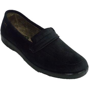 Schuhe Damen Hausschuhe Doctor Cutillas Sehr breiter Winterfrauenturnschuh Docto Schwarz