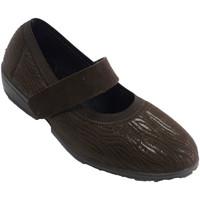 Schuhe Damen Derby-Schuhe Doctor Cutillas Klettschuhfrauenwinterart merceditas Doc Braun