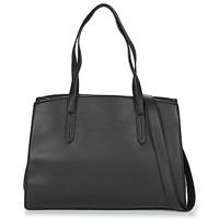 Taschen Damen Shopper / Einkaufstasche André MATHILDA Schwarz