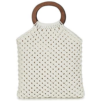 Taschen Damen Shopper / Einkaufstasche André GIULIA Beige