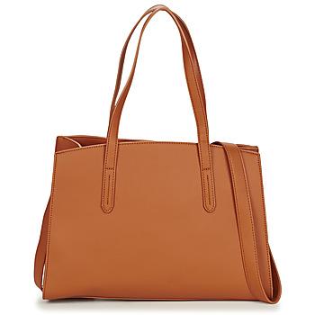 Taschen Damen Shopper / Einkaufstasche André MATHILDA Camel